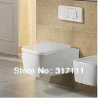 CY3221-sanitary ware ceramic P-trap washdown wall hung toilet