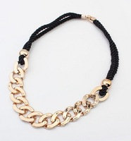 Fashion punk long necklace cxt98678