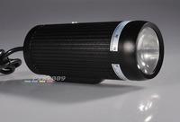 CCTV Surveillance IR Illuminator LED Array Invisible Indoor/outdoor Adjustable Focus 940nm 100M For Camera Black LSZ-100FK