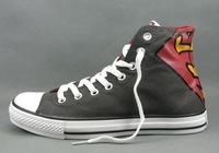 2014 canvas shoes high style Canvas Shoes,Lace up  Sneakers for men,men lace up shoes