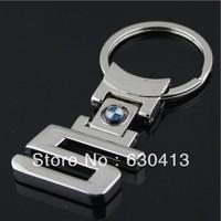 {J&X}1 pcs/lot New 3D Car Logo Keychain,Auto Car key chain,5 series meta key rings,3.99 USD only