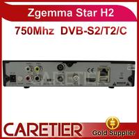 Vu HD solo 2 twin s2 tuner decoder Linux reciever 1300 MHz(1PCS SOLO2) Lonrisun