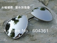 19color  10pcs Free Shipping sunglasses 3025 3026 aviator vintage ,men women sun glasses with original box