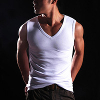 2014 New High Quality  fashion  Mens Clothing Sport Body Slimming Undershirt Shaper Vest Muscle Tank Tops, Free Shipping MTS423