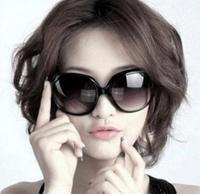 new fashion brand designer sunglasses female models classic retro wild UV big metal frame sunglasses outdoor fun & sports