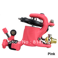 High Quality Swashdrive Gen Style Pink Rotary Tattoo Machine Gun Shader Liner For Tattoo Needle Ink Cups Tips Kits