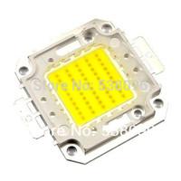 5pcs/lot 10W/20W/30W/50W LED Integrated High power LED Beads White/Warm white Epistar LED Chips+Free shipping