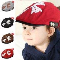 New Fashion Baby Boy Girl Cap Kids Children hat Cap Cotton Size 2-5 Years free shipping