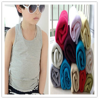 2014 new arrive Children's summer Camisoles girls and boys cotton Vest kid's tops A510