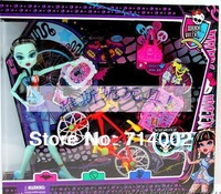 2014 monster.high original dolls girls plastic toys Action Figure