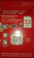 1pcs Mirco SDHC Class10 Mobile Series real 16G G 32GB 64G Micro memory card SD TF card free shipping