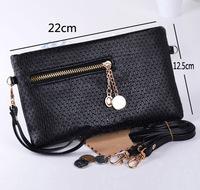 2014 Bag Women Leather Handbags Punk Tassel Shoulder Bags Fahion Women Big Handbag Messenger Bag Tote Bolsa