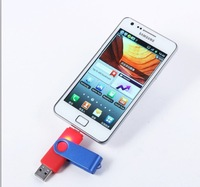 Retail 8GB 16GB 32GB OTG micro usb Smart Phone USB Flash Drives thumb 64g pendrive memory stick u disk for Samsung Free ship
