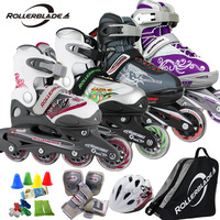 Rollerblade skates eagle child skating shoes child set