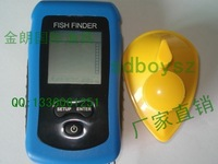 High quality lattice water fish size visual 100 meters wireless fish finder fish fishing tackle