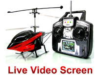 Free shipping: Rc Dragonfly Extreme Live Video Stream Wifi Helicopter 3.5ch H2051