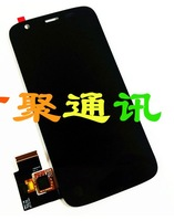Black 100% New Original Full Completed LCD Screen+Touch Digitizer Screen For G Dual Sim XT1030 XT1032 XT1033