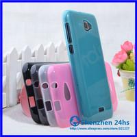 Hight quality soft tpu  Case For Fly IQ454 EVO Tech 1 phone bags & cases 20pcs/lot
