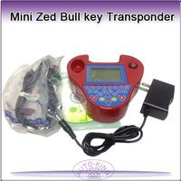 2 pcs /lot   Mini Version ZedBull Smart Zed-Bull Key Transponder Programmer ZED BULL
