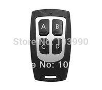 HOT ! rf wireless remote control (N0.B  work with remote master) for garage door,car remote,alarm system, remote duplicator