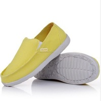 Free shipping new sale spring and summer men's colorful casual shoes, shoes lovers , 9 color1pc/lot