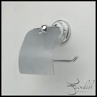 Wholesale Price Bathroom Accessories Brass Made Chrome Finish Bathroom Toilet Paper Holder, Toilet Paper Dispenser