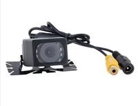 Infrared Night Vision Car Camera  (Black) Free shipping