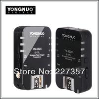 Yongnuo YN-622C YN 622C Wireless TTL 2 Flash Trigger for Canon 1100D 1000D 650D 600D 550D 7D 5DII 40D 50D