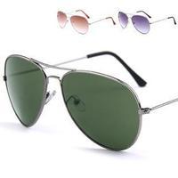 Hot Sale 2014 New Fashion Aviator Sunglasse Frog Mirror Sunglasse Arrival Men Women Loved Unisex Sunglasses