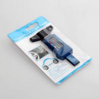 Brand New LCD Digital Tread Depth Gauge Tyre Tread Brake Shoe Pad Wear 0-25.4mm Free Shipping
