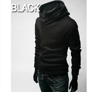 Free Shipping 2014 NEW Hot High Collar Men's Jackets ,Men's Sweatshirt,Dust Coat ,Hoodies Clothes, wholesale M-XXXL