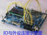 Xinlinx FPGA Spartan-3E XC3S500E xilinx fpga development board xilinx fpga board +LCD1602/ xilnx board xilinx kit