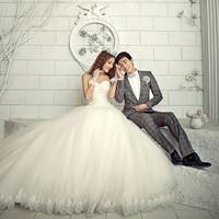 6226  wedding dress lace wedding dress train wedding dress