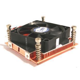Sett lga775 1u server intel radiator copper(China (Mainland))