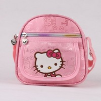 Free Shipping New Hello Kitty Children School Bags Kids School Bag Mochila Satchel Messenger Bags Wholesale,Retail KT7913