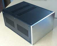 NEW DYT-1 Full Aluminum Enclosure / preamp case / Power amp box / DIY PSU chassis