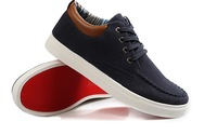 2014 New Arrival Canvas Shoes For Man Multicolor Casual Skateboard Shoes For Free Shipping
