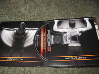 high quality Tony Horton's P90X3 workout sets Base Kit 9disc each set 0.9KG/1pcs