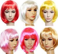 Christmas party articles wig hair set bobo wig