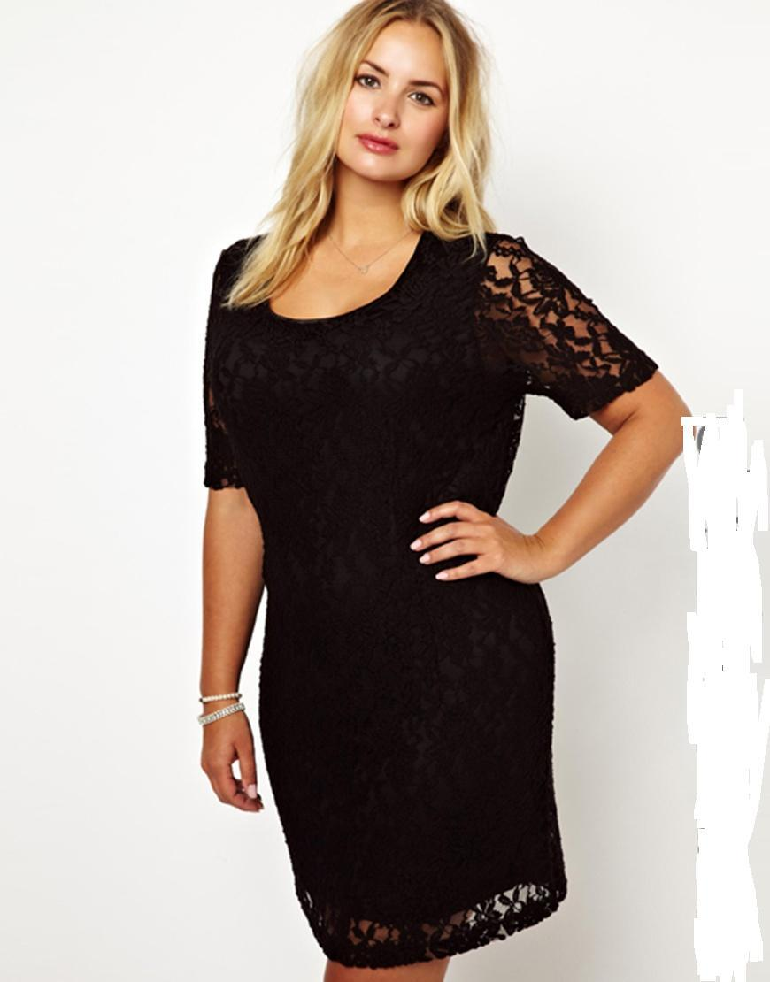 New fashions sexy lace party dress plus size wearing dress for dropship(China (Mainland))