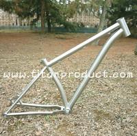 """Titanium Bicycle Frame 29"""""""