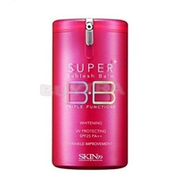 New Hot pink super Plus skin 79 Whitening BB Cream sunscreen SPF25 PA++korean faced foundation makeup