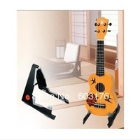 Free Shipping  Fashion New  Foldable Guitars Stand Holder For Classic, Folk, Jazz, Electric Guitars And Bass