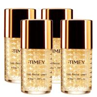 24k gold facial kit, anti-aging cream-4 bottles