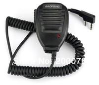 New Original BaoFeng 2-way Radio Speaker Mini Mic Microphone for BaoFeng UV-5R 3R PUXING 017524 Free Shipping