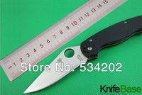 SPYDERCO S30V millitary C81 C81GP2 folding knife CPM-S30V 58HR Black G10 handle pocket Tactical millitari knives paramilitary 2