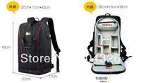 Free shipping.Prefect camera backpack.professional video bag.Wholesales.fashion sports,Pro Brand digital.cheap laptop