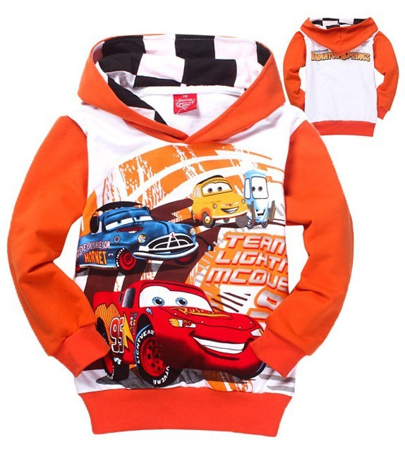 newest cars design fashion kids boys hoodie,comfy autumn children baby pullover sweatshirt,todder outerwear jacket with hood(China (Mainland))