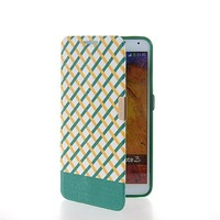 Exquisite High-end Slim Flip Leather Pouch TPU Shell Case Cover For Samsung Galaxy Note 3 N9000