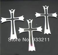 50pcs cross  Hang Pendant Charm